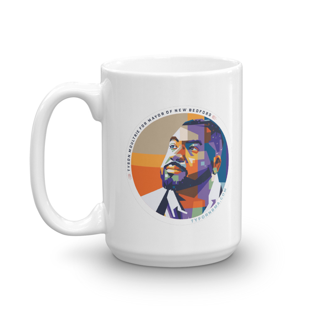 "Tyson for NBMA ""UNITY"" Coffee Mug"